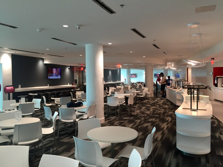 vip lounge miami airport review