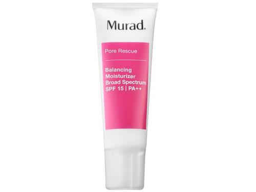 murad balancing moisturizer spf 15 review