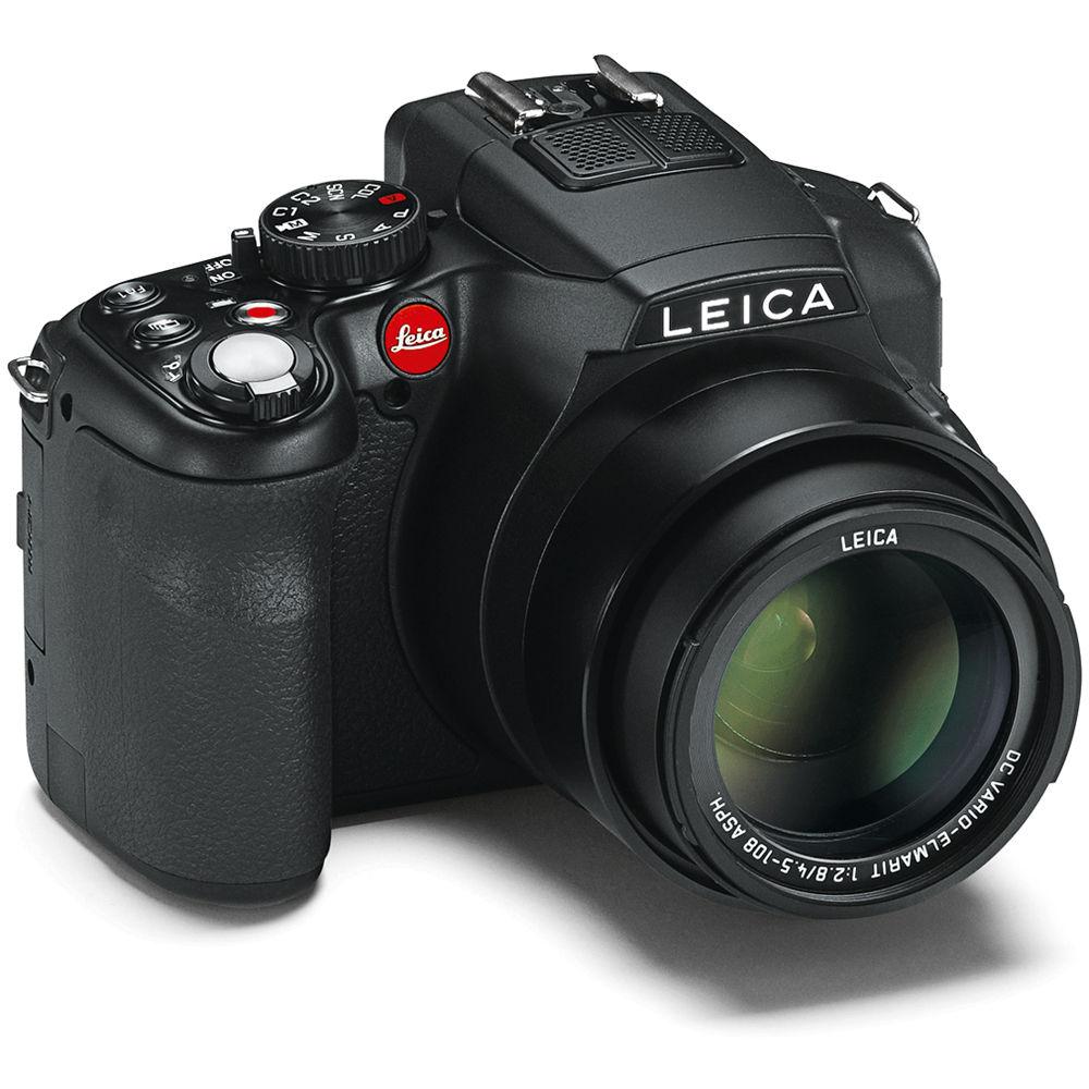 leica v lux 4 digital camera review