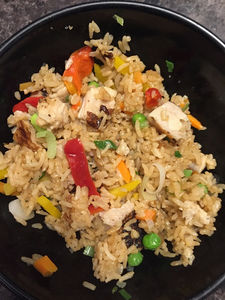 yakitori chicken fried rice costco review