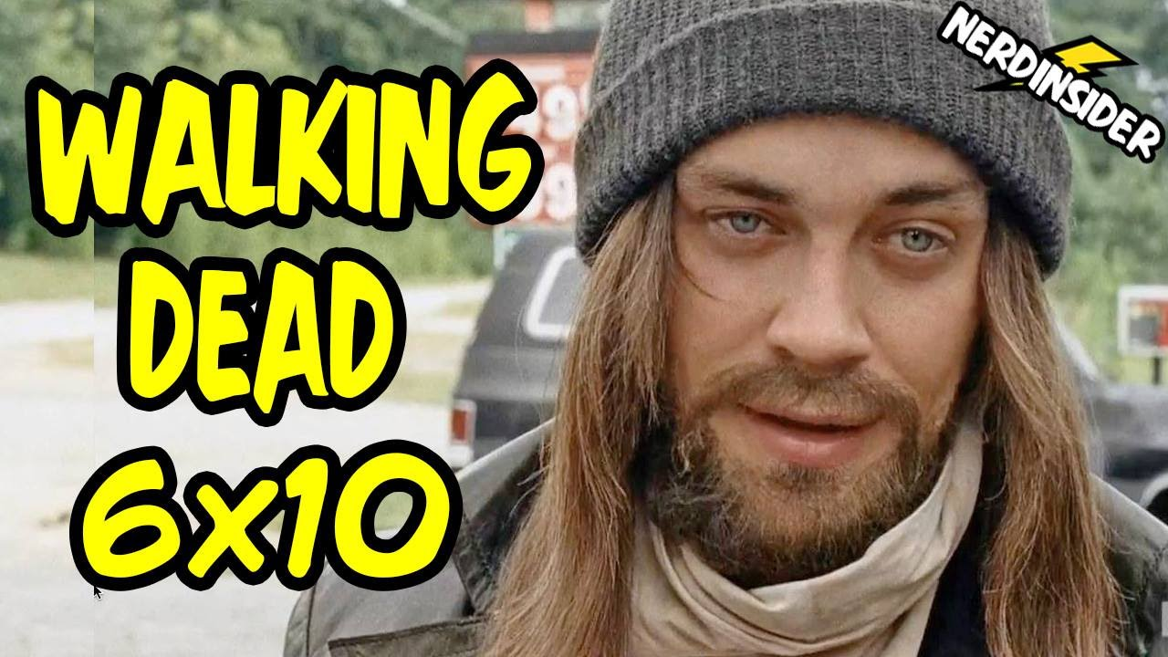 walking dead episode 6 review