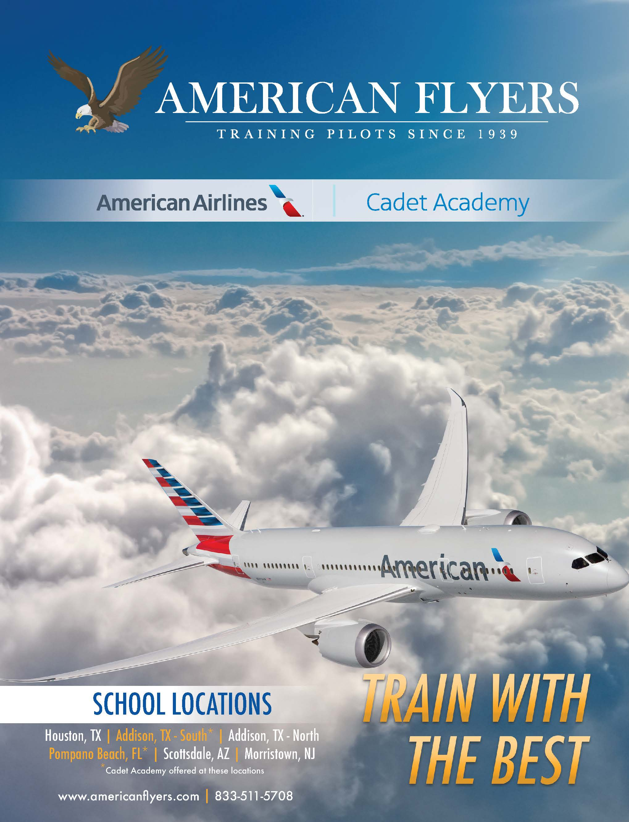 texas american flight academy reviews