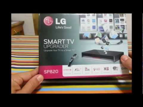lg sp820 smart tv upgrader review