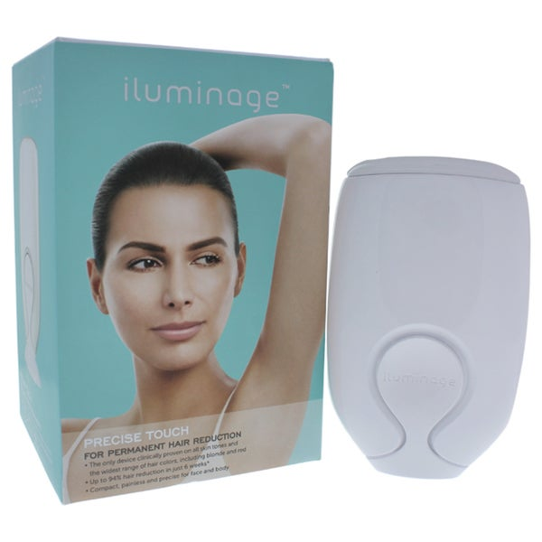 iluminage touch permanent hair reduction reviews