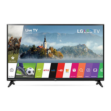 lg 43 class 1080p smart led tv 43lj5500 reviews