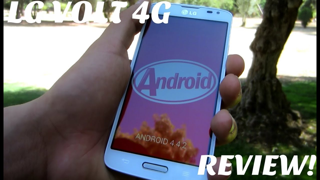 lg volt virgin mobile review