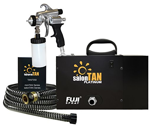 professional spray tan machine reviews