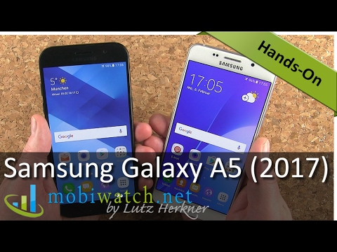 samsung a5 2017 review youtube