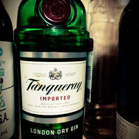 tanqueray london dry gin review
