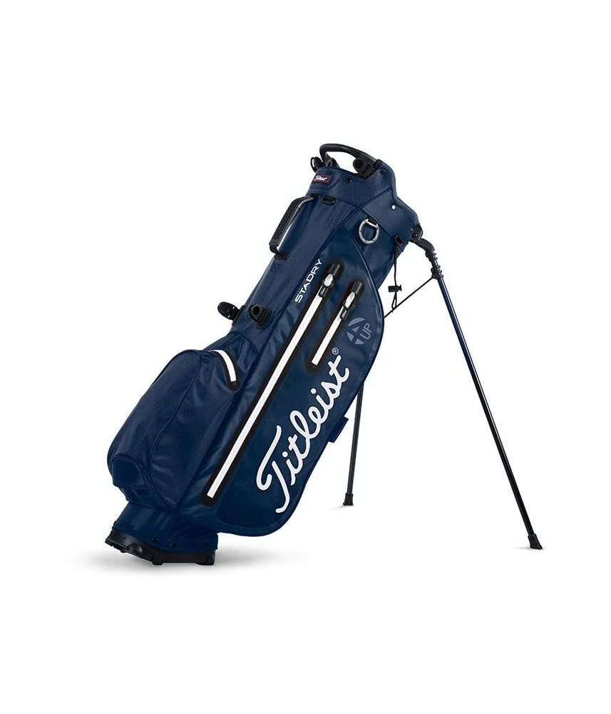 titleist players 14 stand bag review