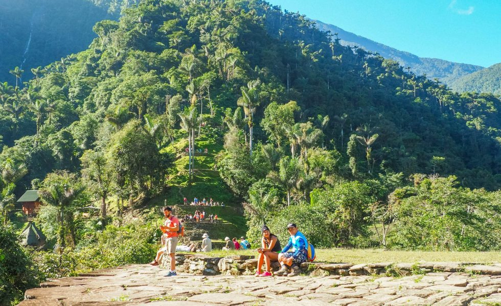 lost city trek colombia review