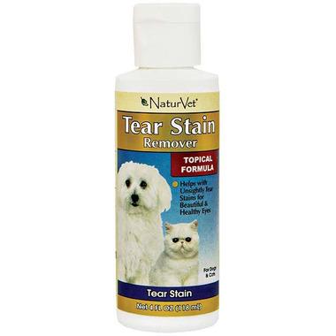 naturvet tear stain supplement reviews