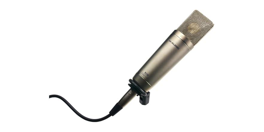 m audio nova microphone review