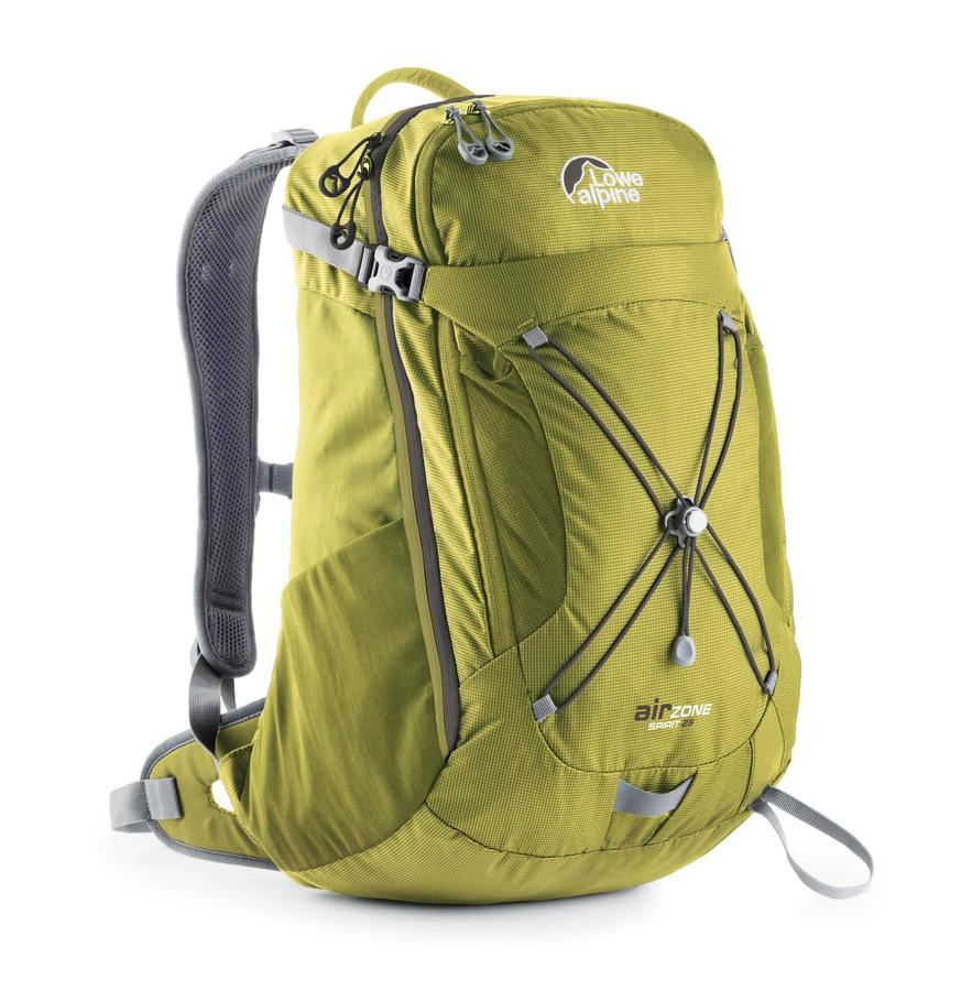 lowe alpine airzone spirit 25 review