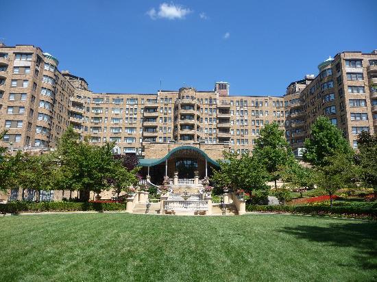 omni hotel washington dc reviews
