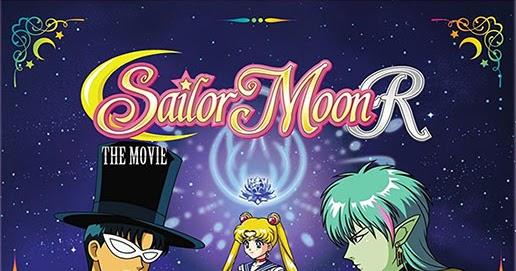 sailor moon r movie blu ray review