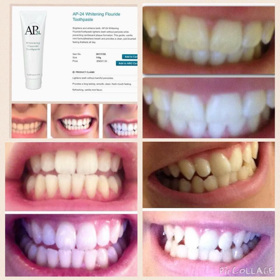 nu skin ap toothpaste reviews