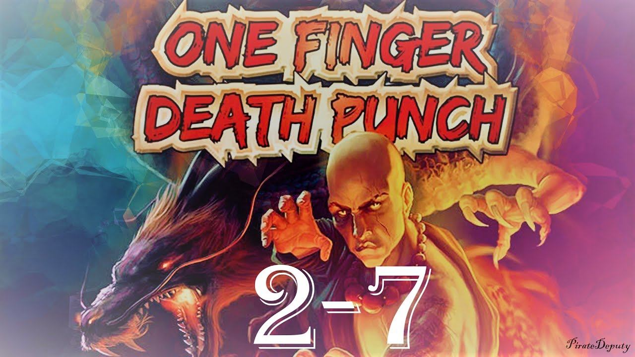one finger death punch review