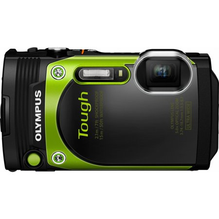 olympus shockproof waterproof digital camera reviews