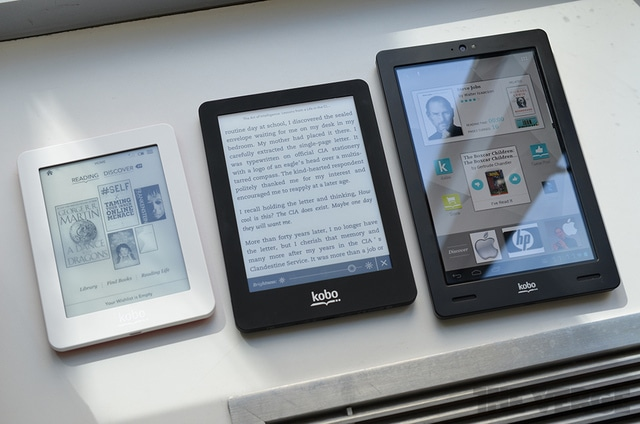 kobo arc 7 review cnet