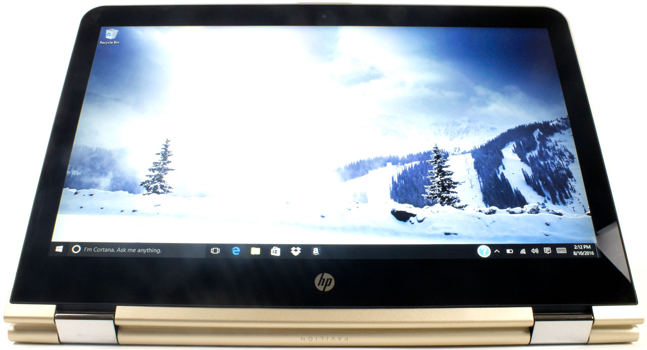 hp pavilion x360 13t review