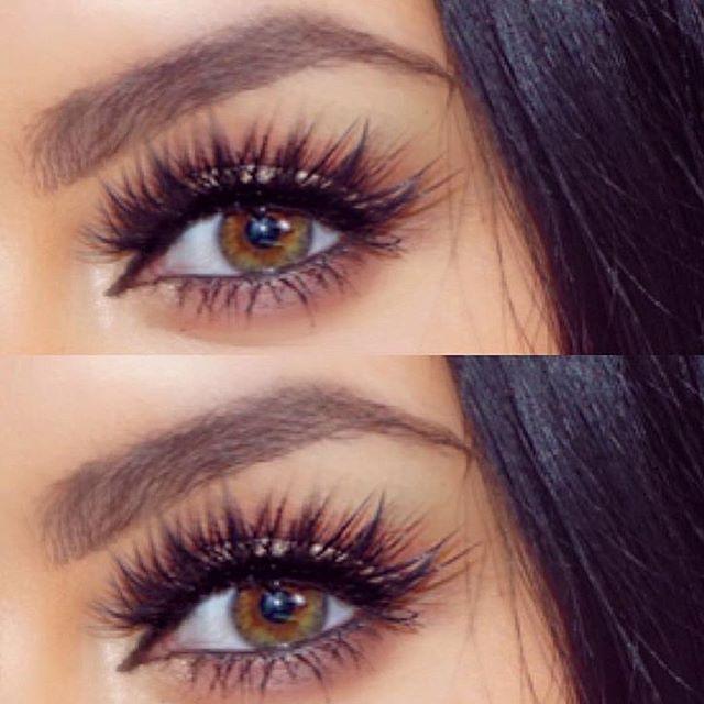 huda beauty scarlett lashes review