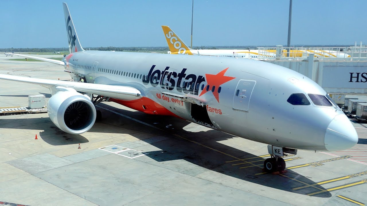 jetstar honolulu to sydney review