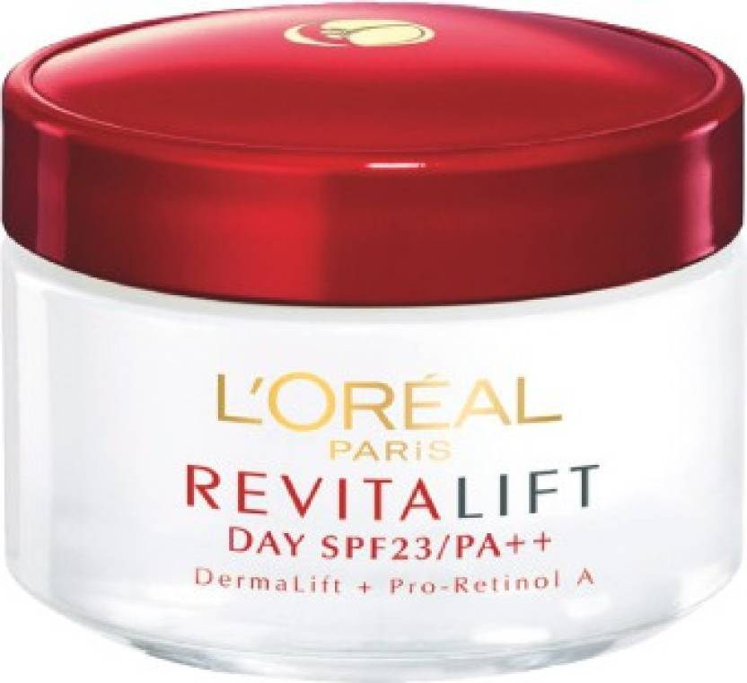 l oreal paris revitalift day cream spf 23 pa++ review
