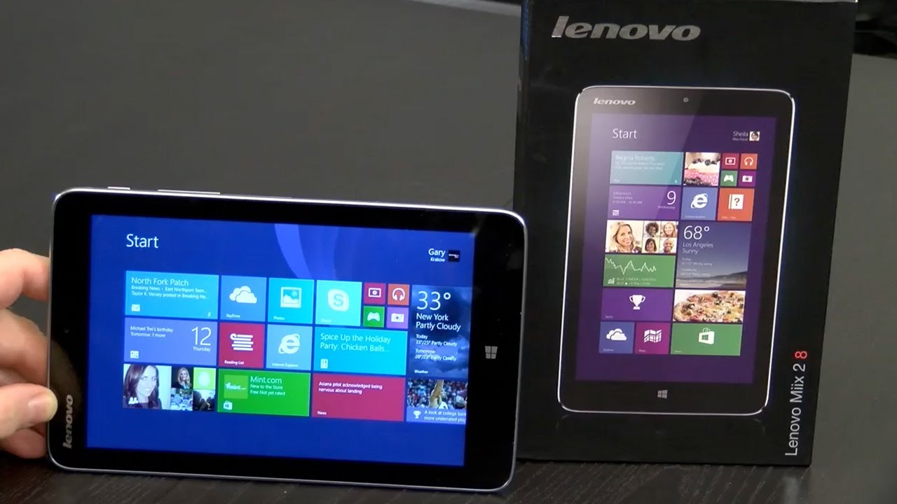 lenovo miix 2 8 review
