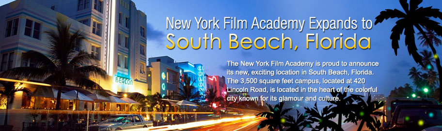 new york film academy south beach reviews