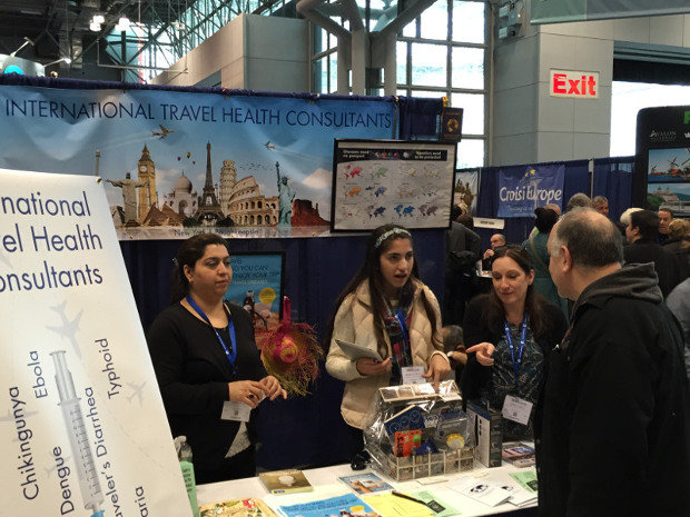 new york times travel show review