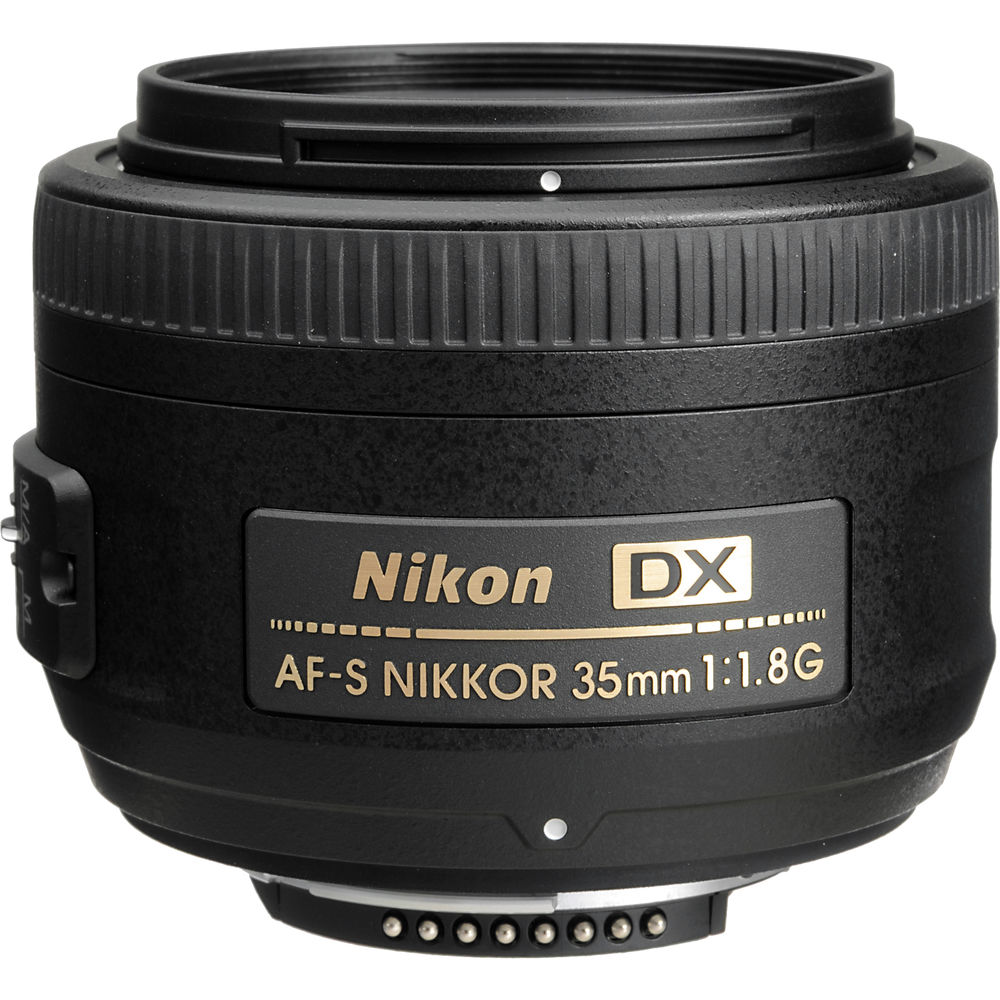 nikon 35mm f1 8g af s dx lens review
