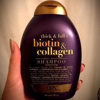 ogx shampoo biotin & collagen reviews