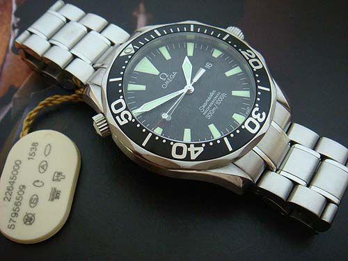 omega seamaster professional 300m quartz review