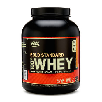 optimum nutrition 100 whey gold standard strawberry review