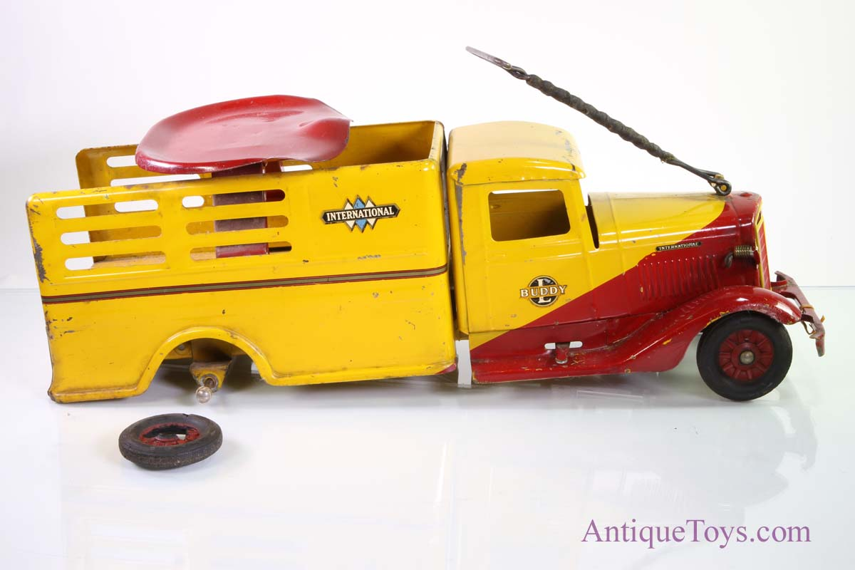 original magic toy truck reviews