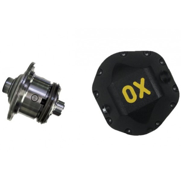 ox locker dana 44 review