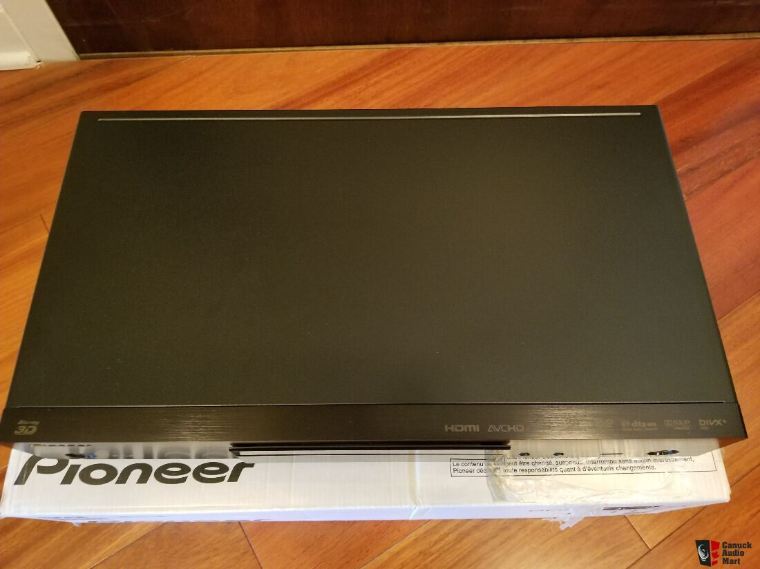 pioneer elite bdp 53fd review