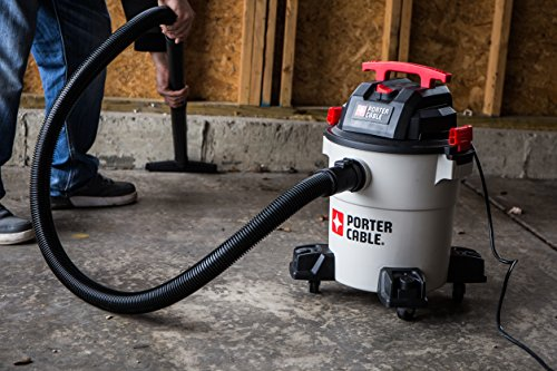 porter cable 4 gallon wet dry vac reviews