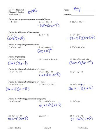 radicals review worksheet algebra 2