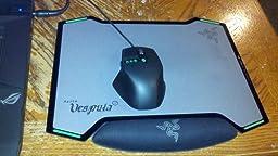 razer vespula gaming mouse mat review