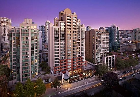 residence inn by marriott vancouver downtown reviews