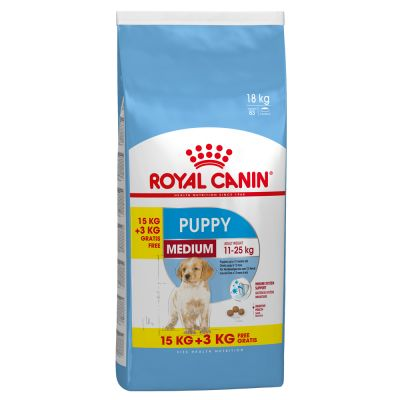 royal canin medium puppy food reviews