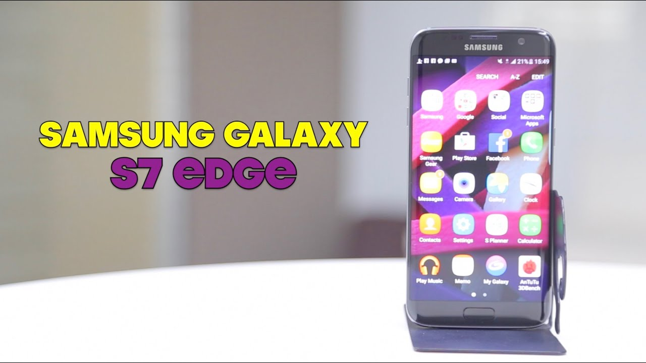 samsung galaxy s7 video review