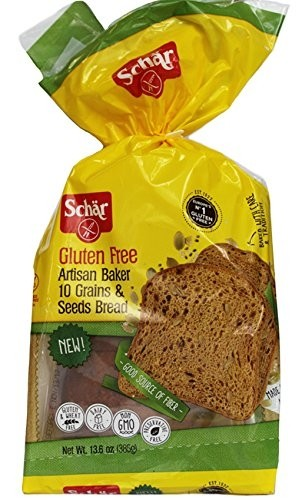 schar gluten free bread review