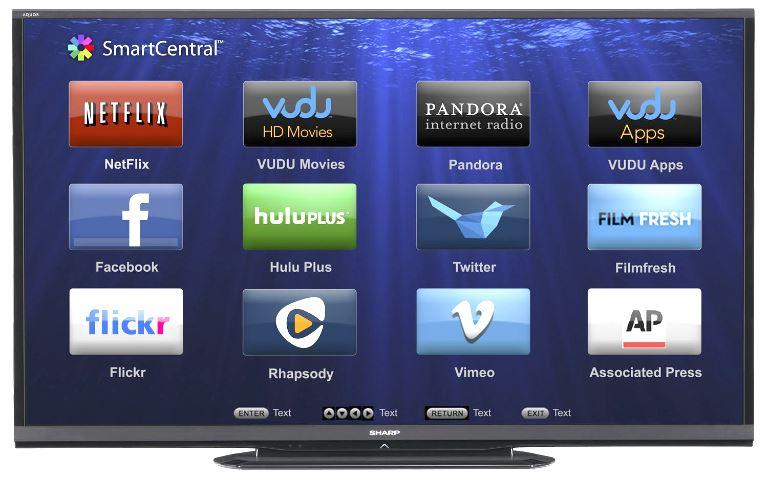 sharp 60 smart tv review