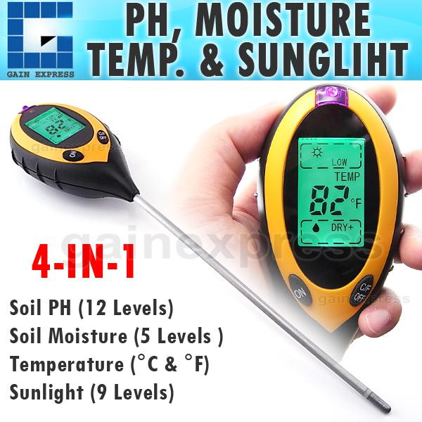 soil ph test meter reviews