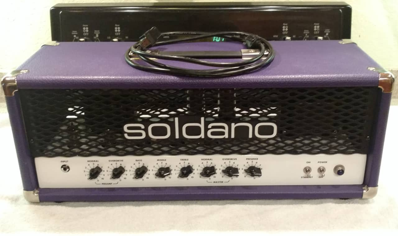 soldano hot rod 50 plus review