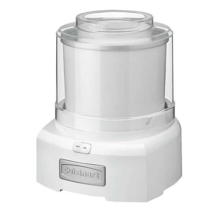 sunbeam 1.5 quart frozen yogurt & ice cream maker review