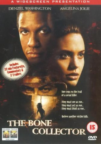 the bone collector movie review
